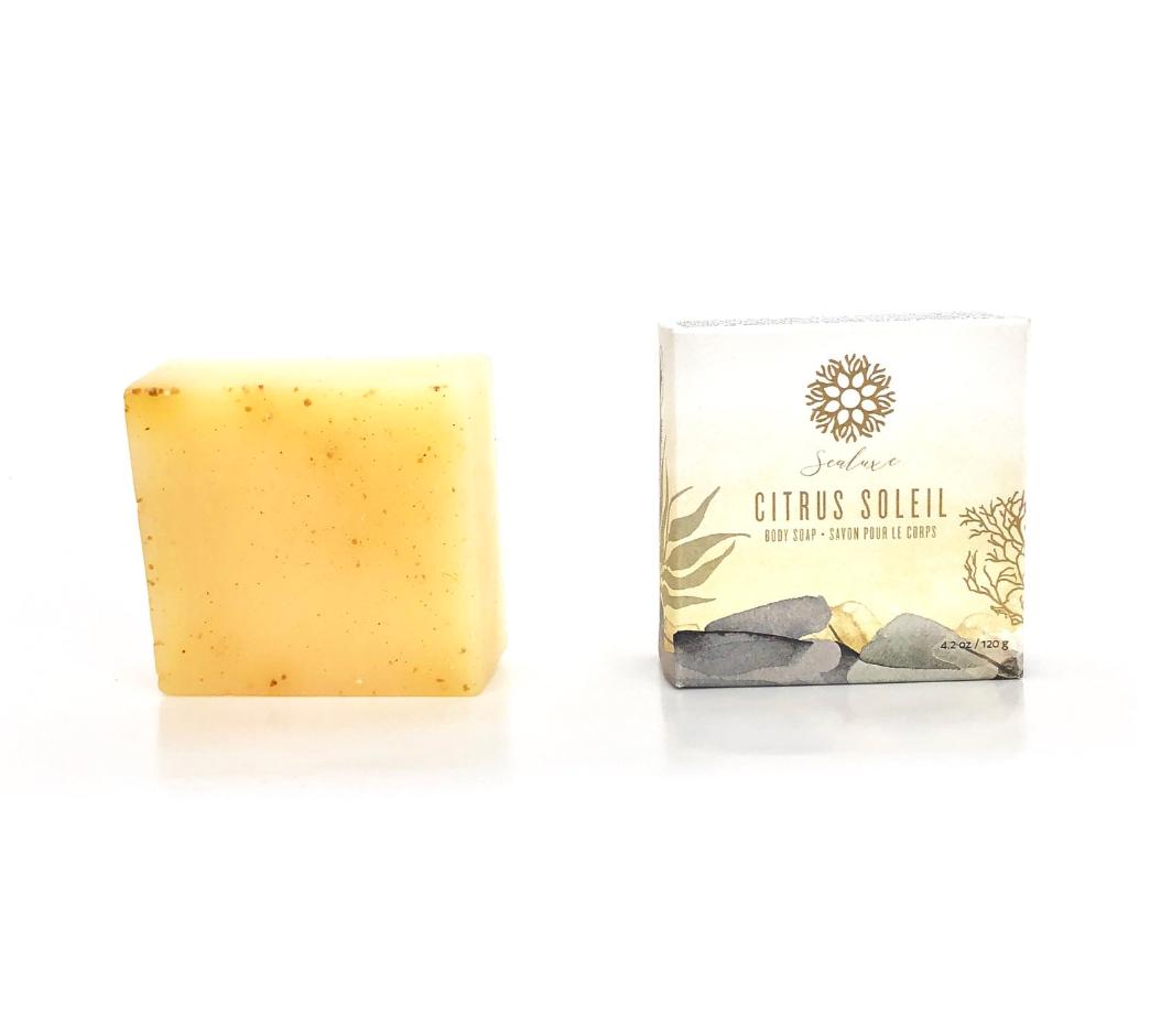 Sealuxe Citrus Soleil Soap