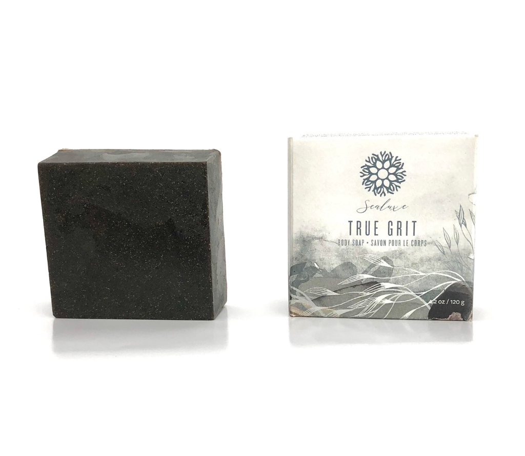 Sealuxe ~ True Grit - Scrub Bar