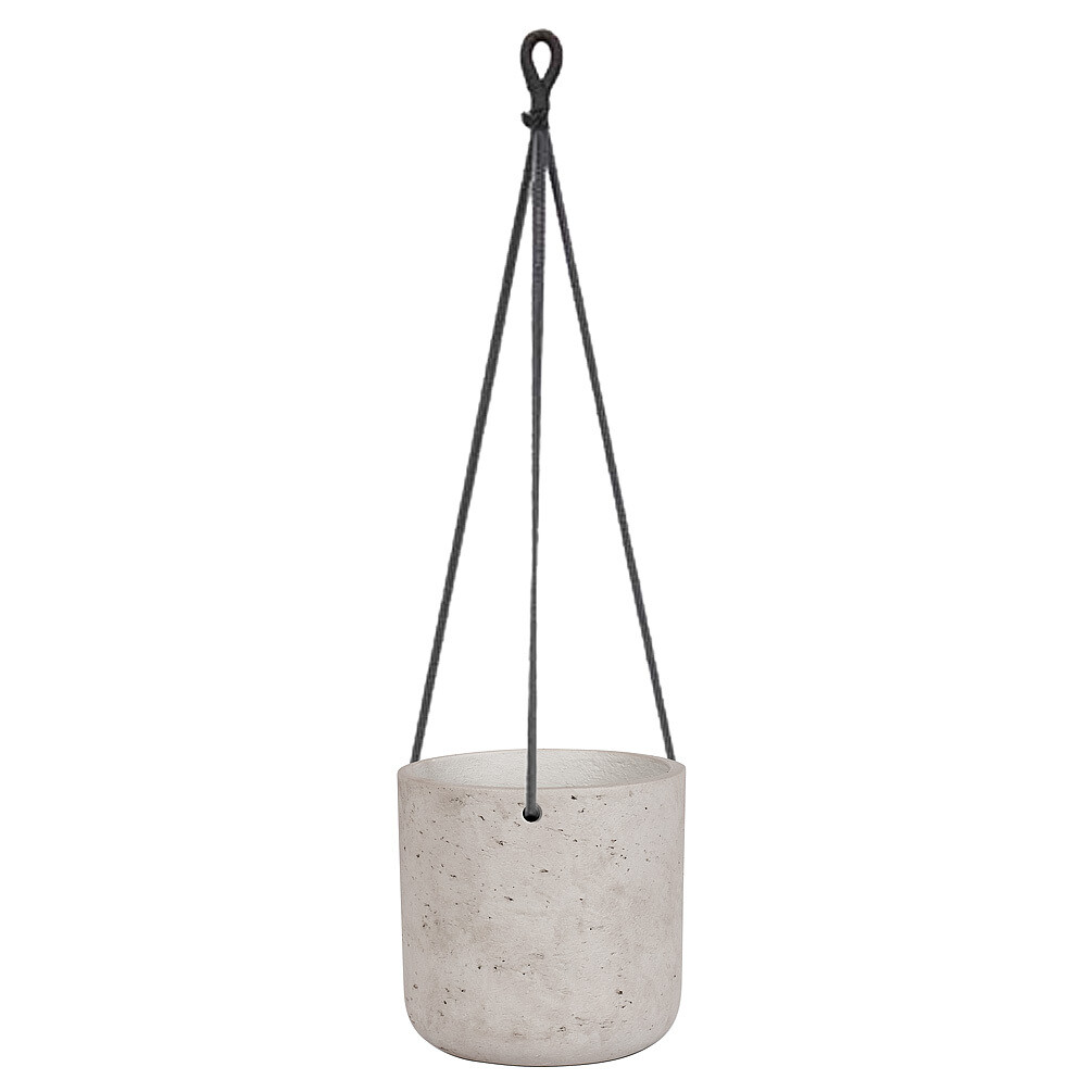 Hanging Planter Grey