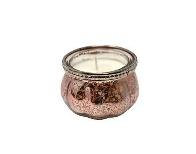 Boudoir Pink Candle