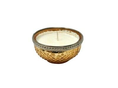 Boudoir Gold Candle