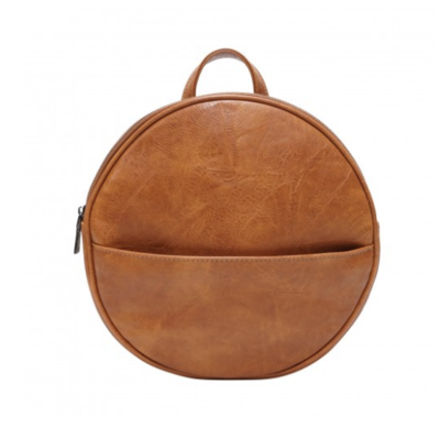 SQ ~ Jessa Backpack - Camel