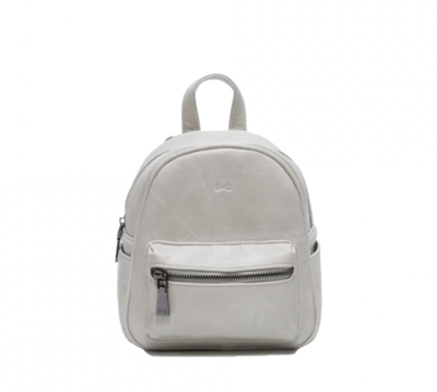 SQ ~ Anna Backpack - Antique White