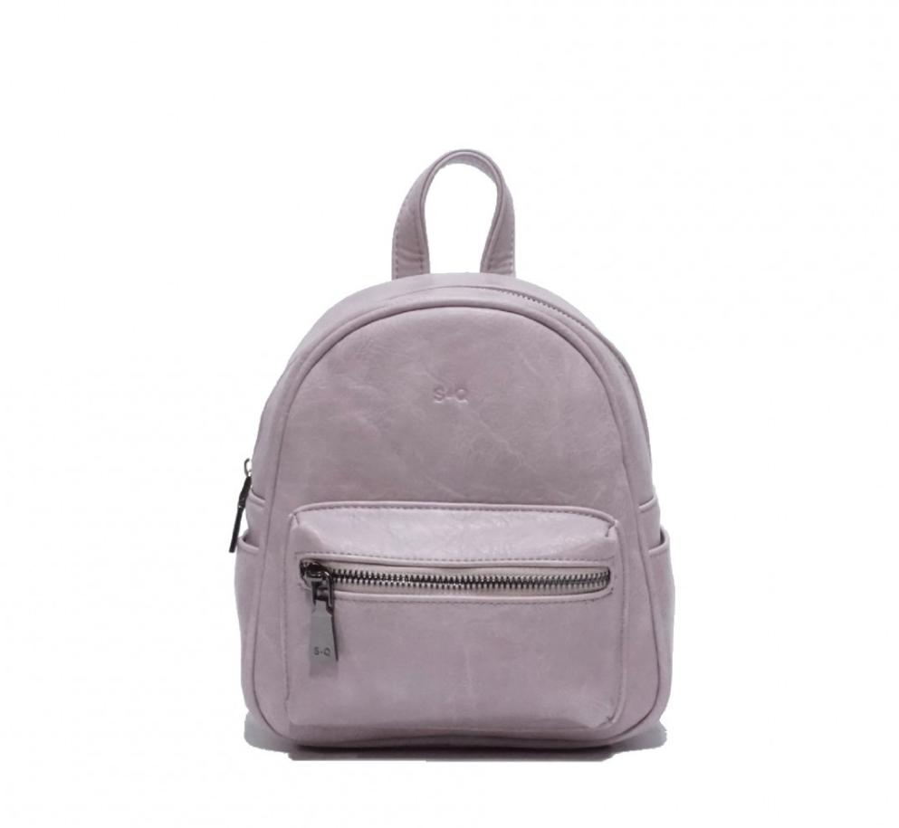 SQ ~ Anna Backpack - Sweet Lilac