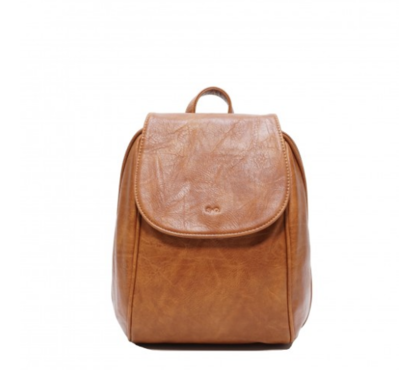 SQ ~ Jada Backpack - Camel