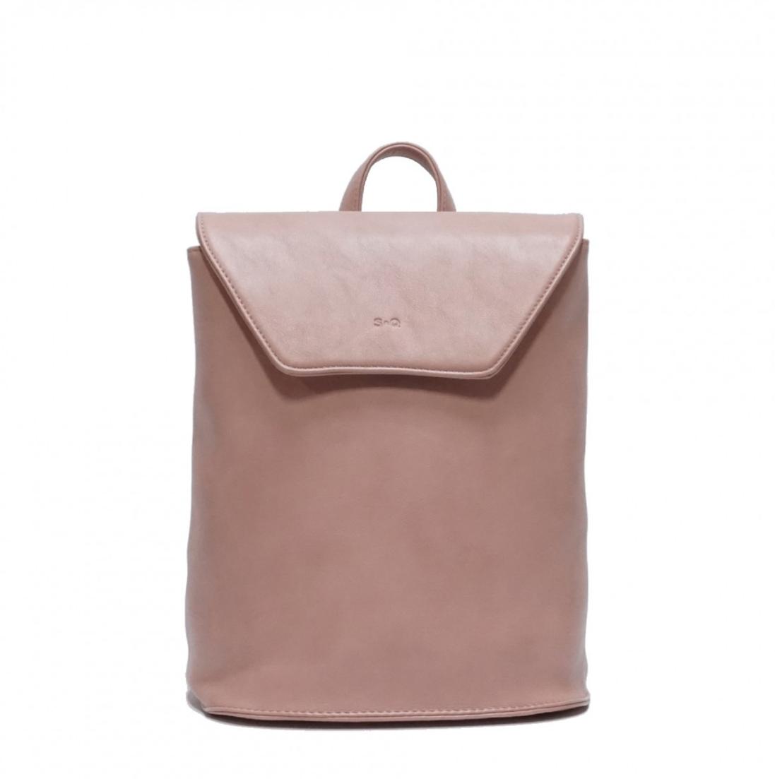SQ ~ Hailee Convertible Backpack - Petal Pink