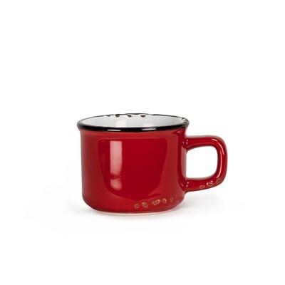 Red Espresso Mug