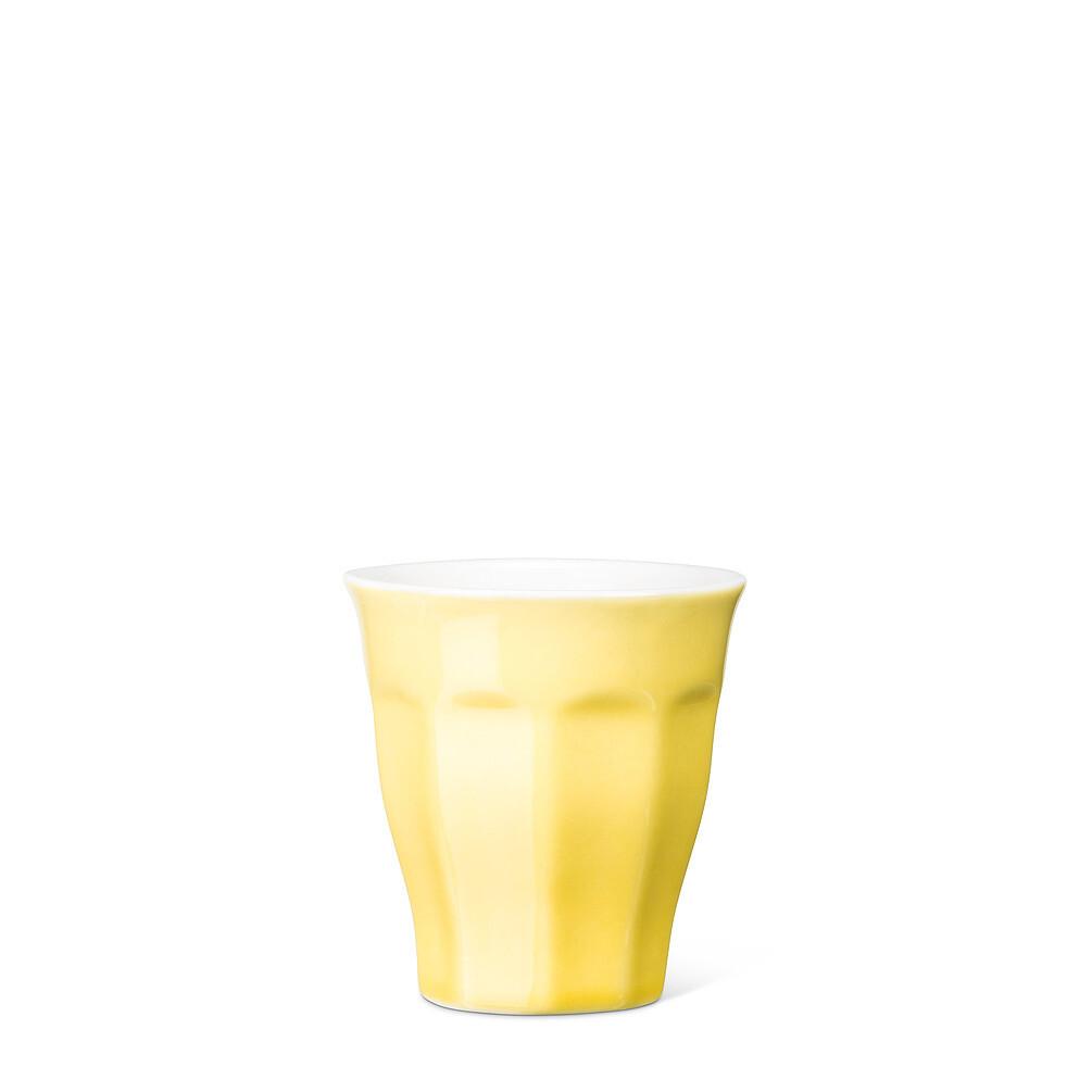 Yellow Panelled Espresso Tumbler