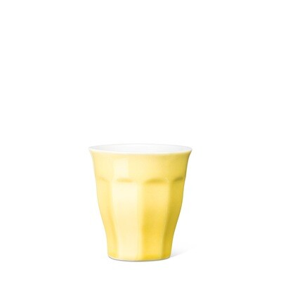Yellow Panelled Espresso Tumbler