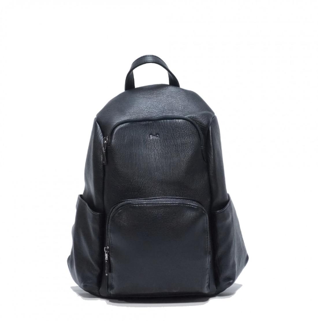 Gemma Black backpack