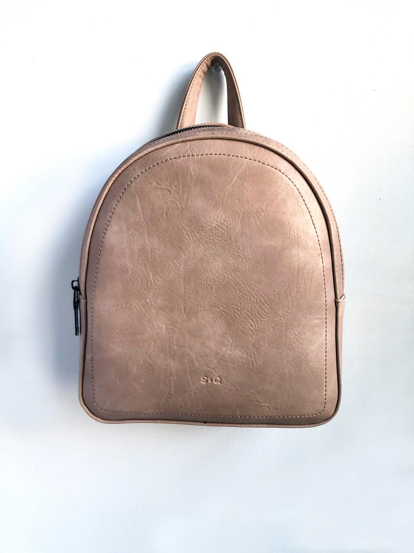 SQ ~ Bonnie Backpack  - Petal Pink
