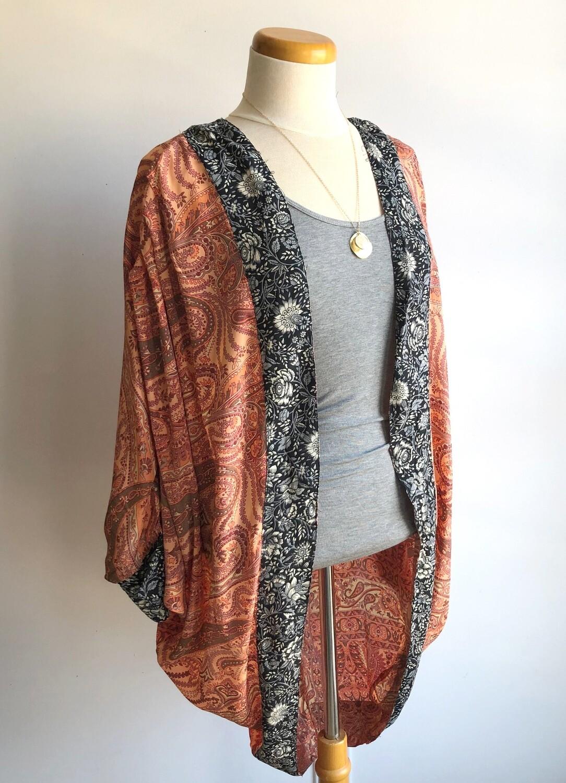 Gurur Sari Kimono Cardigan