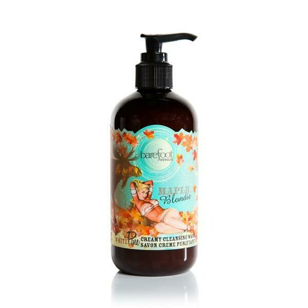 Barefoot Venus - Maple Blondie ~ Creamy Cleansing Wash