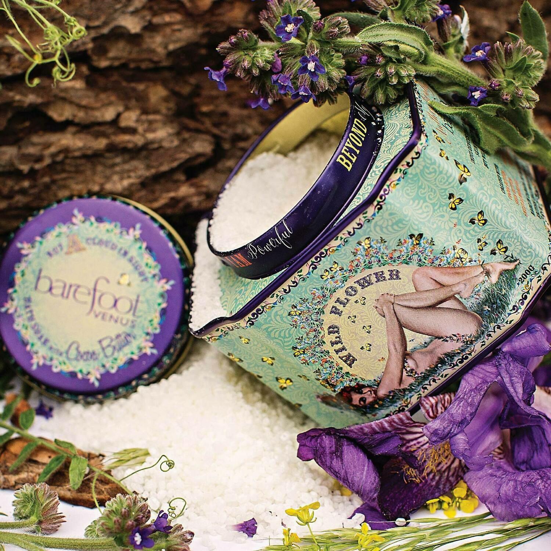 Barefoot Venus - Wildflower ~ Bath Soak
