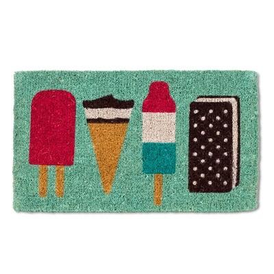 Ice Cream Treats Doormat