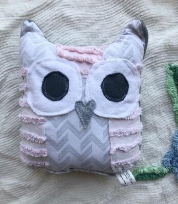 Moxie and Zab Emily the Owl