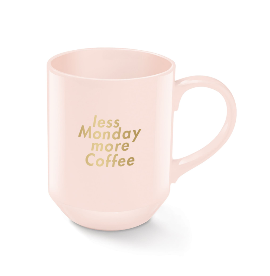 Less Monday Mug