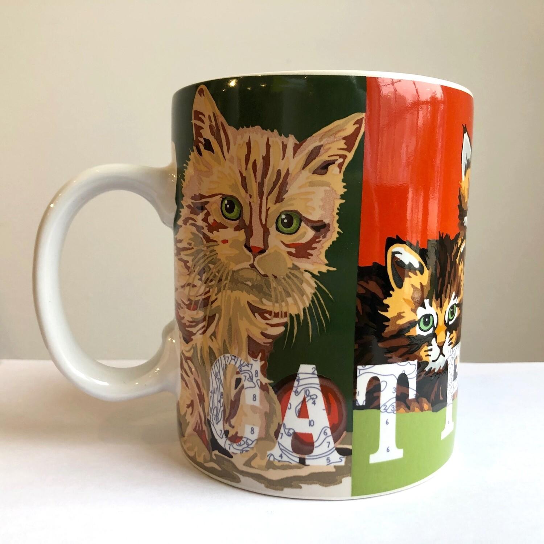 Cat Purson Mug