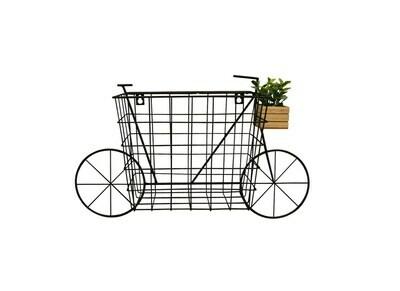 Bike Wall Planter