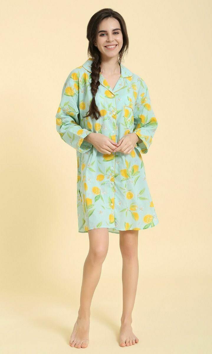 Mahogany Lemon Nightshirt