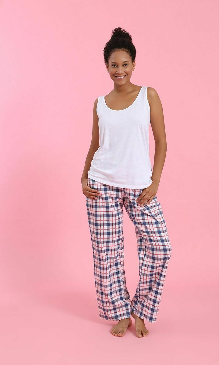 Flannel PJ Pants-in-a-Bag ~ Plaid
