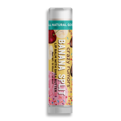 Banana Split Lip Balm
