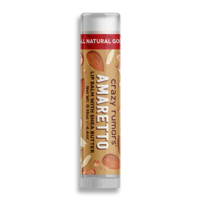 Amaretto Lip Balm