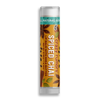 Spiced Chai Lip Balm