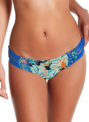 Maaji ~ Seaside Pixel Print - Bikini Bottom