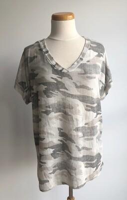C'est Moi ~ Camo T-Shirt