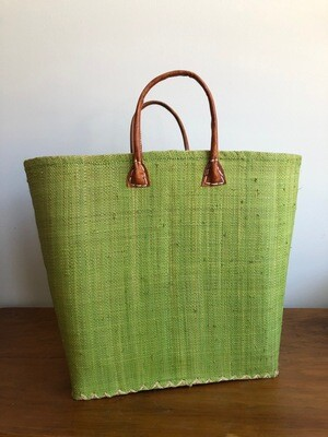 Madagascar Basket - Green