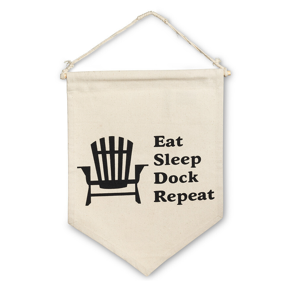 Eat Sleep Dock Repeat