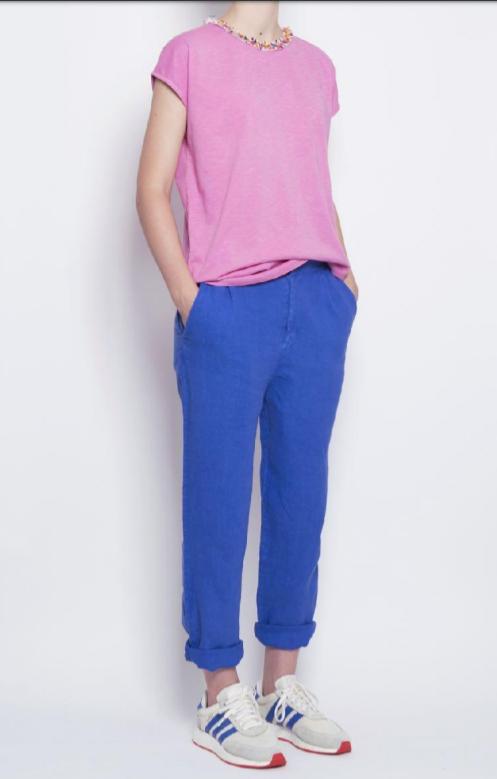 PAN BLUE PANTS 2102