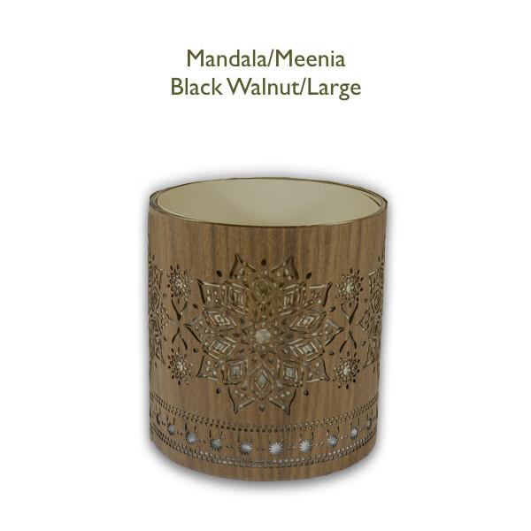 Lantern Cozie Mandala