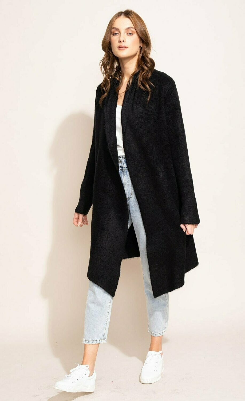 Stockport Jacket Black