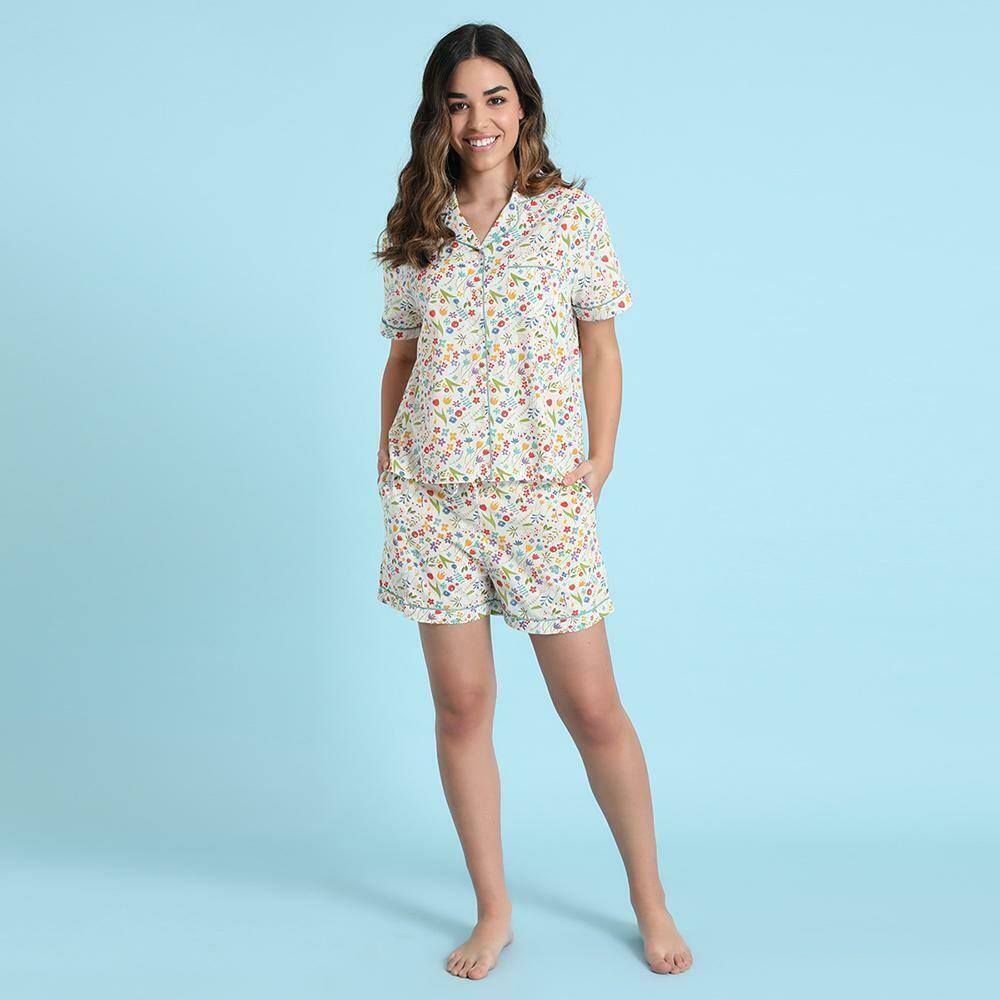 Mara Shorts PJ Set