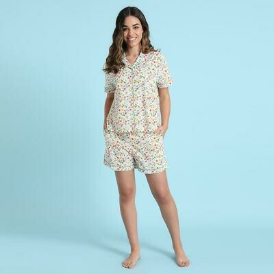 Mara Shorts PJ Set