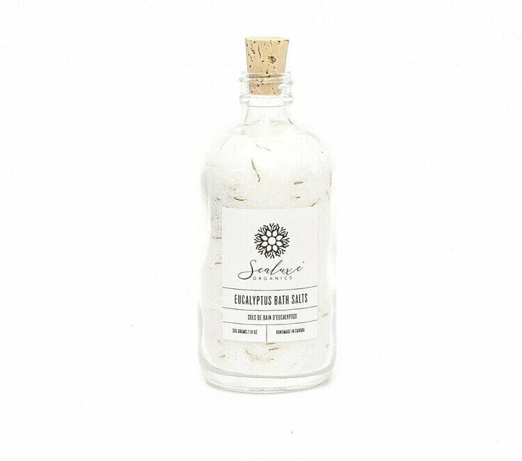 Sealuxe Eucalyptus Bath Salt Jar