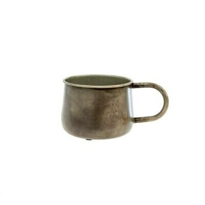 Small Patina Pot