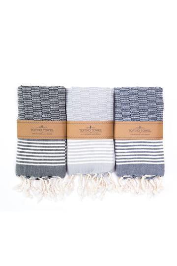 Tofino Helm Kitchen Towel Set of 2