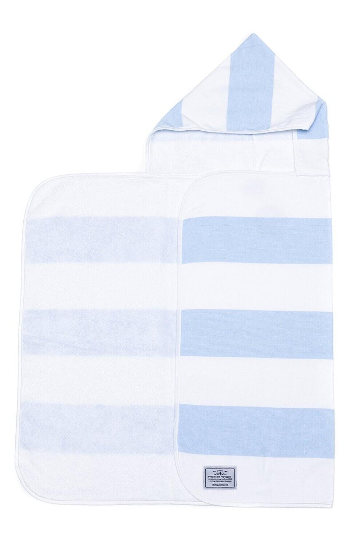 Tofino Reel Kids Hooded Towel
