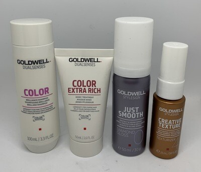 Dual Sence's Color Travel Pack
