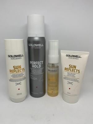 Dual Sence's Sun Reflects Travel pack