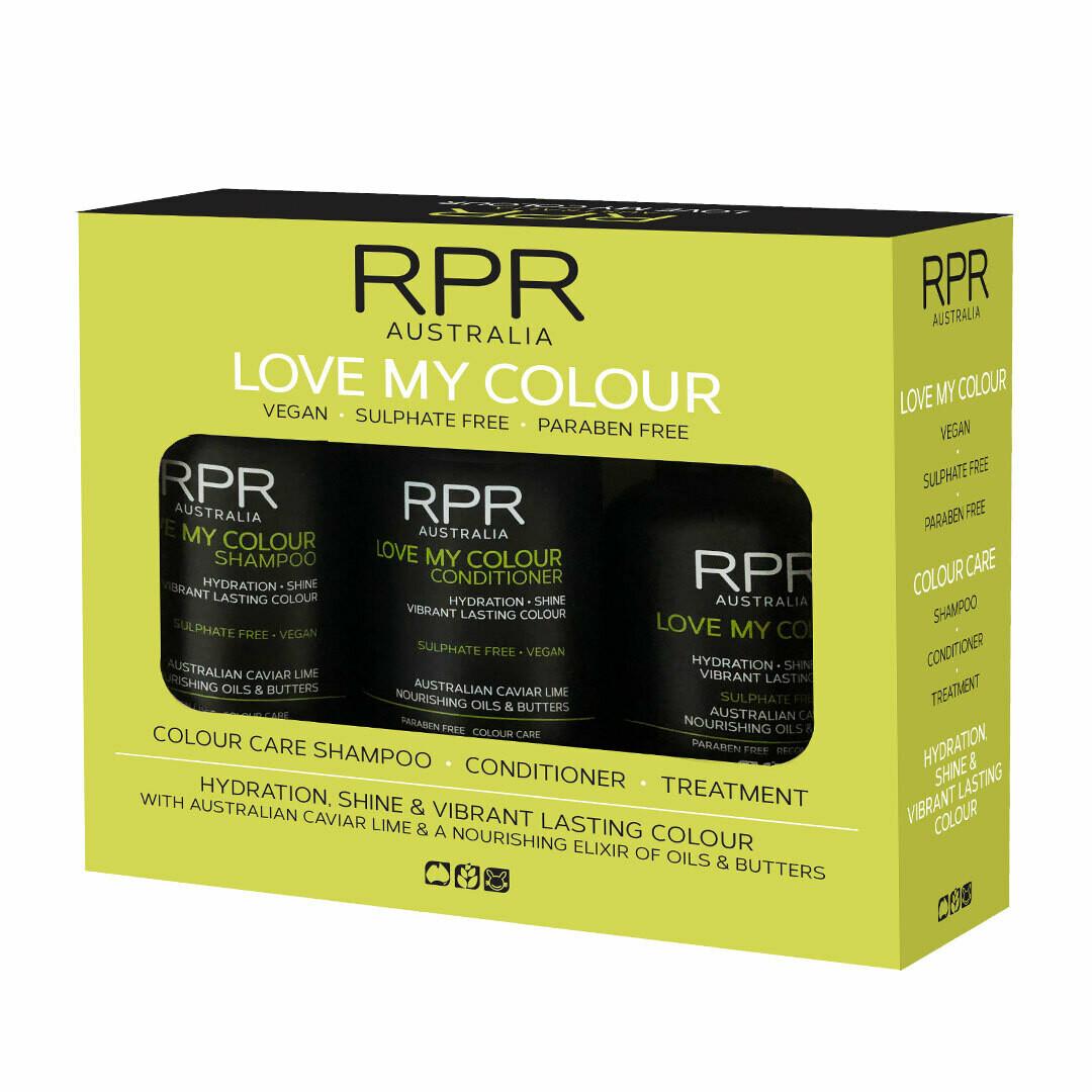 RPR Love My Colour Trio