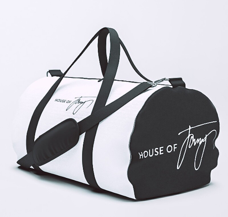 Branded Verso Duffle