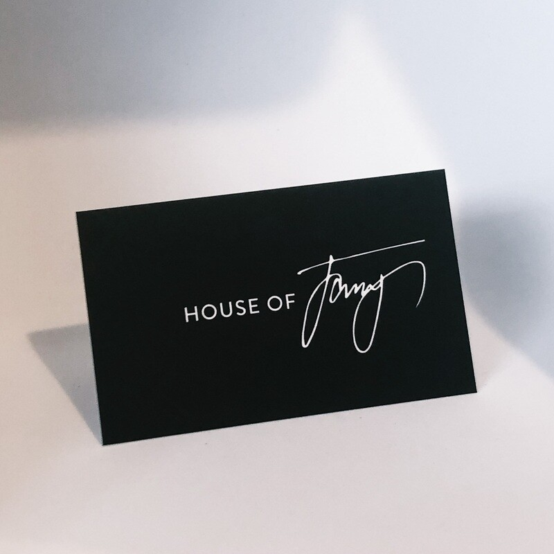 House of James | Gift Card
