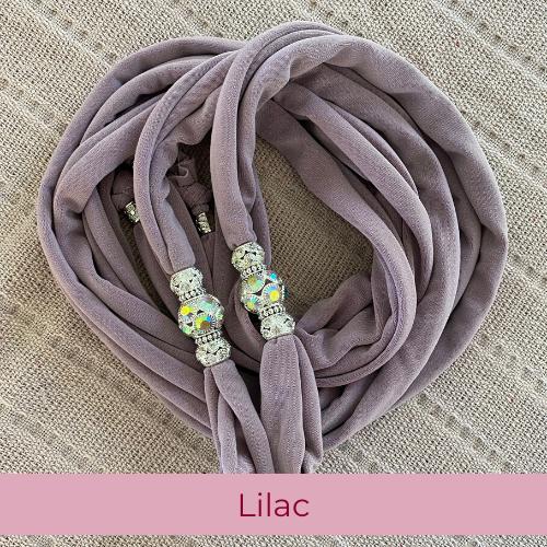 Sparkle Laces - Lilac