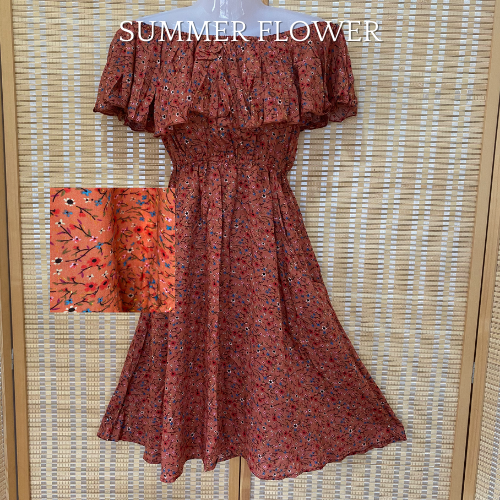 Lucy Frill Dress