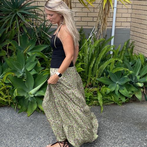 Peasant Maxi skirts