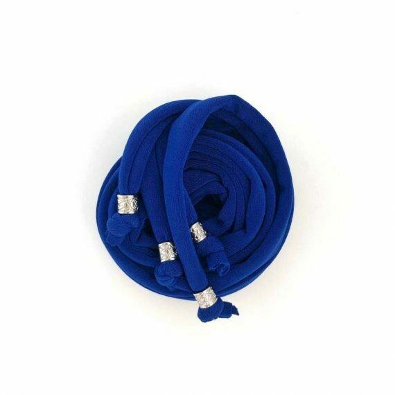 Royal Blue Extra Long